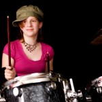 girl-drums-lessons
