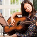 Guitar lessons for girls - Eden Prairie MN